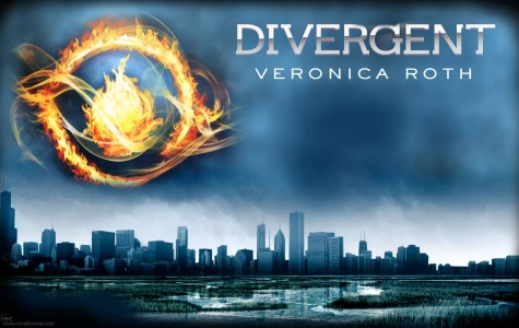 Veronica Roth's Divergent Hard to Put Down
