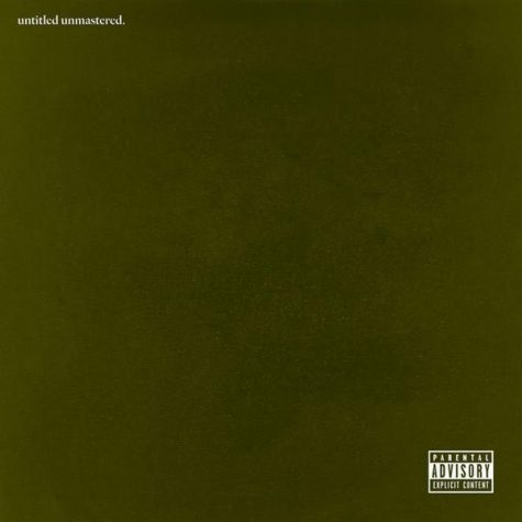 Was Untitled Unmastered mastered?