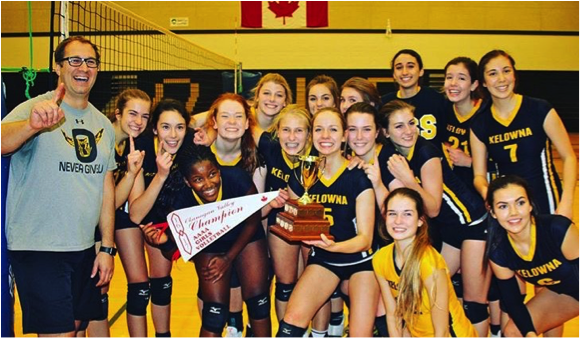 UNSTOPPABLE OWLS: KSS IS VALLEY VOLLEYBALL CHAMPION!