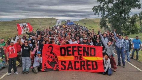 No Thanks Being Given In Standing Rock