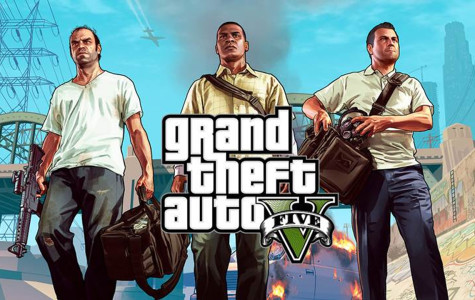 Grand Theft Auto V Stealing the Show