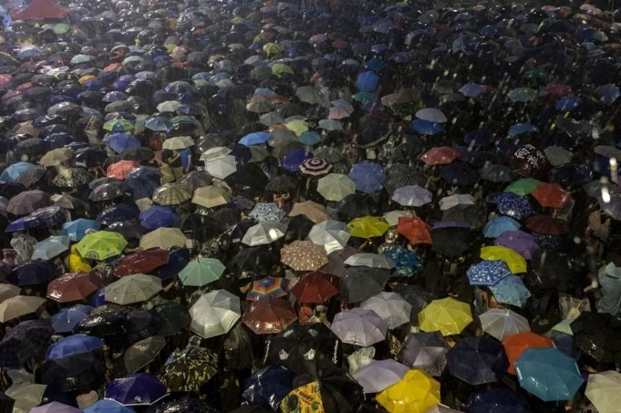 The Ongoing Umbrella Revolution