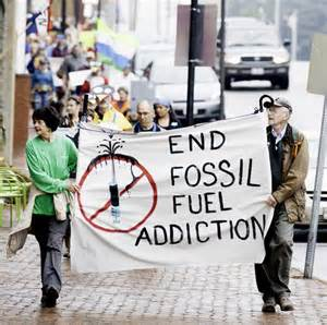 Wake Up and Smell the Fossil Fuels