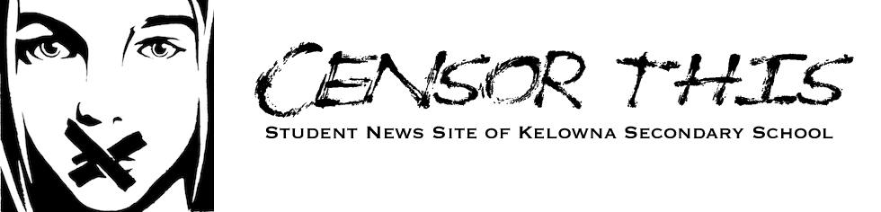 The student news site of Kelowna Secondary School