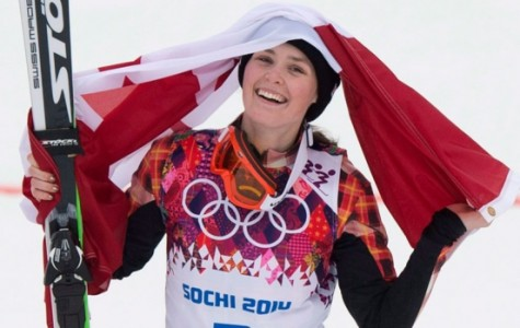 Three Consecutive Golds for Thompson in Ski Cross