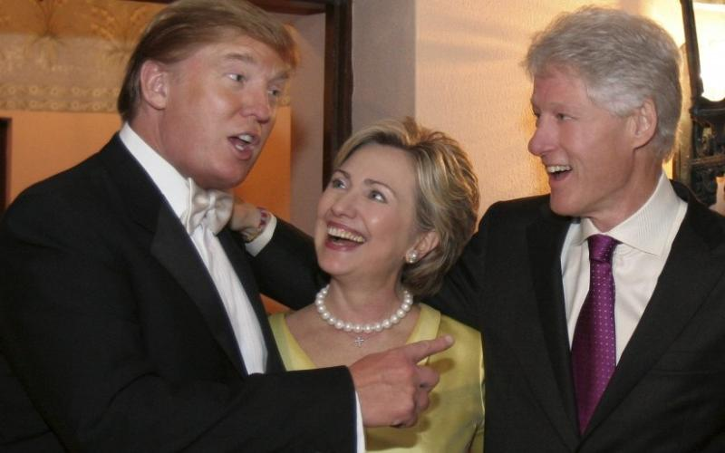 Is Donald Trump Working For Hilary Clinton?