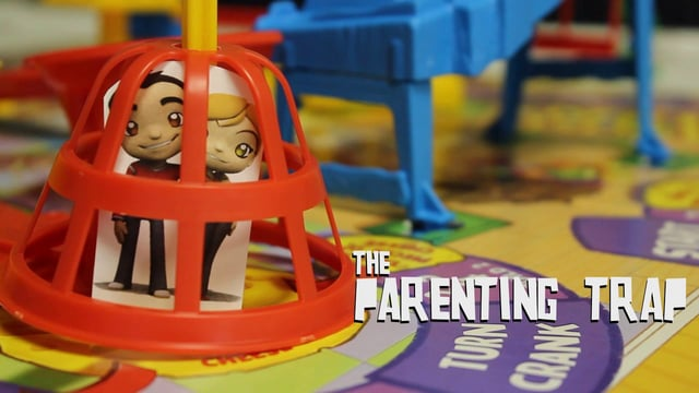 """The """"Over-Parenting"""" Trap"""