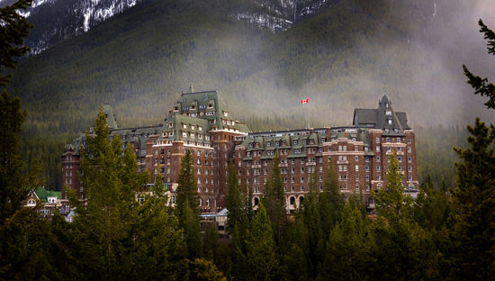 A Ghostly Stay