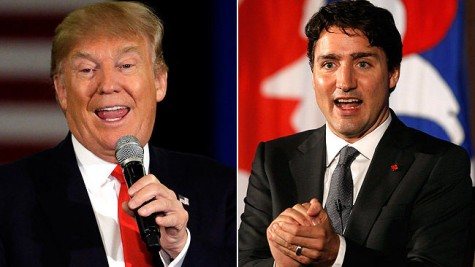 """Trump:  """"The U.S. Will Merge With Canada."""""""