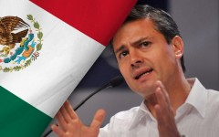 Enrique Peña Nieto:  We'll build the wall