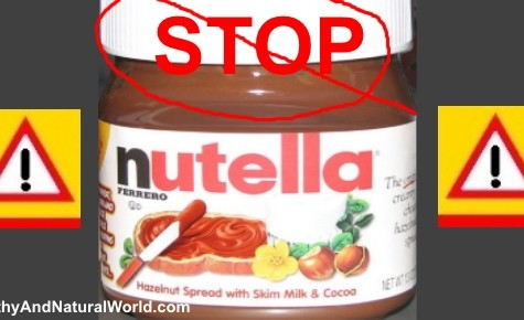 The Unsavoury Reality of Nutella