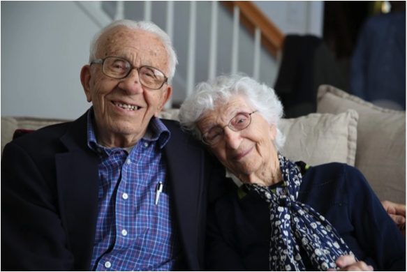 Everlasting Love: Married for 83 Years