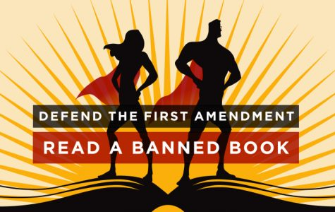 50 SHADES OF BOOKS: BANNED BOOKS WEEK