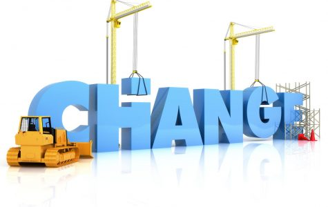 The importance of 'change'