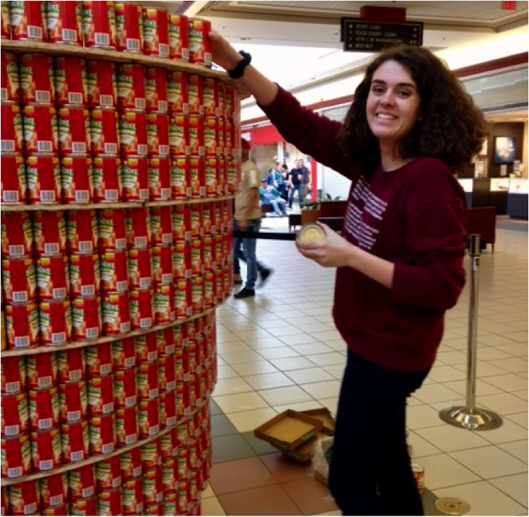 KSS Interact Club: Helping the Community One Can at a Time
