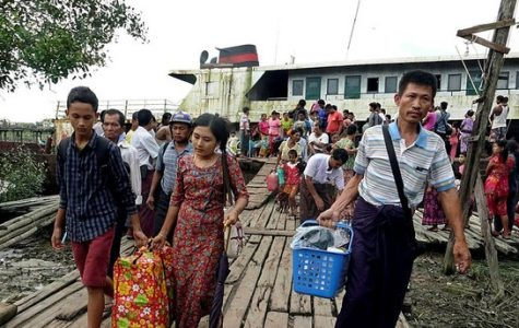 A Humanitarian Crisis Unfolds in Myanmar