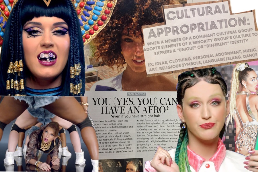 Previous Experience Required:  Cultural Appropriation