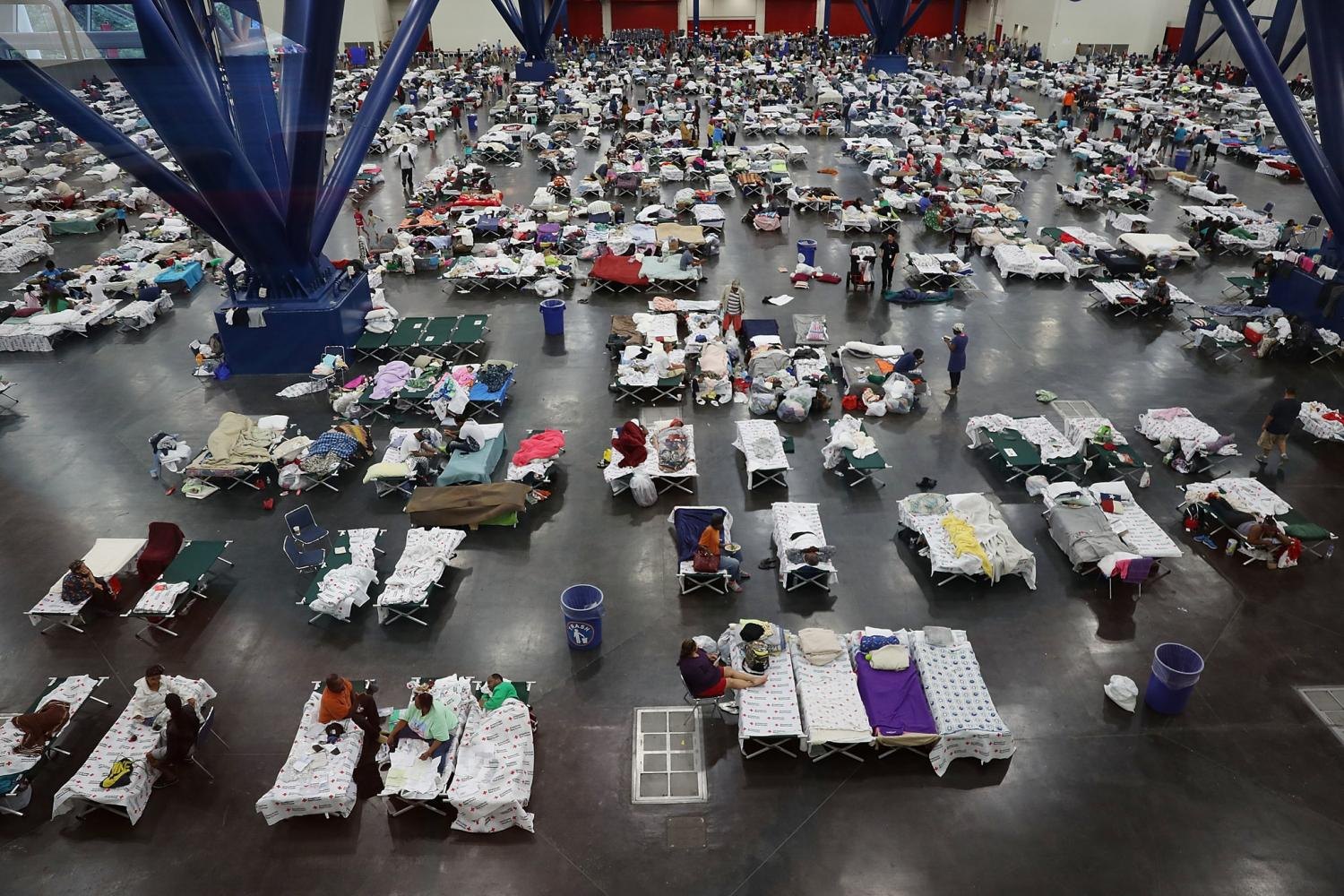 Hurricane relief:  be a part of the effort