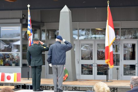KSS Reflects on Sacrifice of Fallen Soldiers