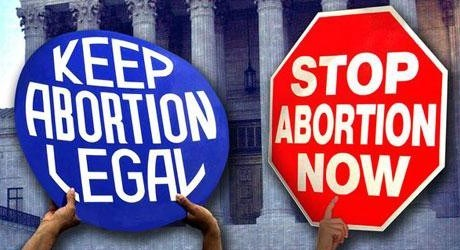 Where do you stand on the abortion issue?