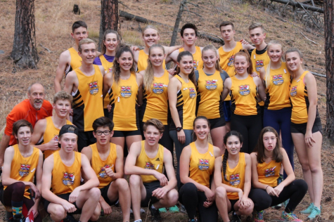 A Family Affair:  KSS Cross-Country Running