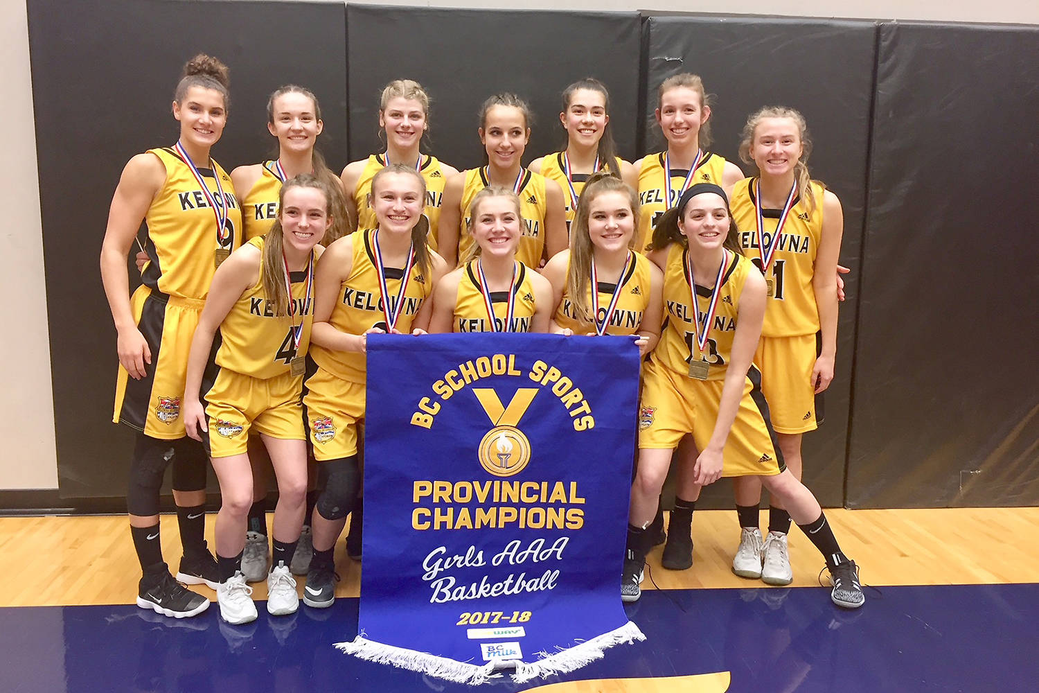KSS Owls, Provincial Champions, 2018