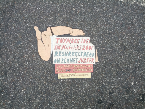 Toynbee Tiles Still Mystify