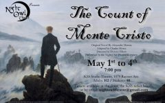 Playing next week!  Count of Monte Cristo set to dazzle
