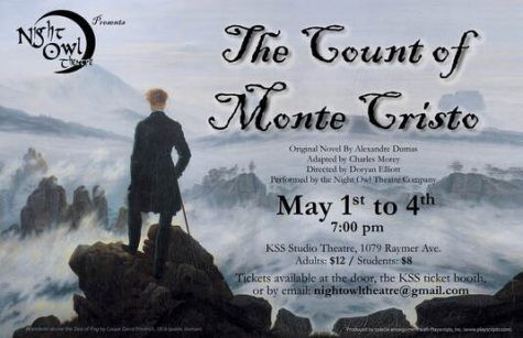 The Wonderful World of Theatre: The Count of Monte Cristo