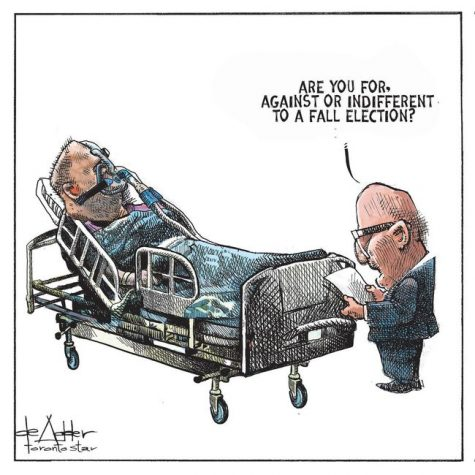 John Horgan, Ignorant or Arrogant?