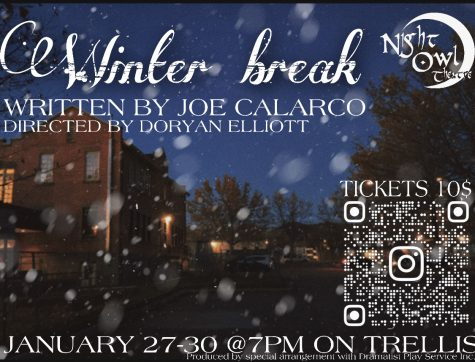KSS Night Owl Theatre Presents: Winter Break