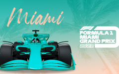 Formlua 1 to race in Miami starting in 2022