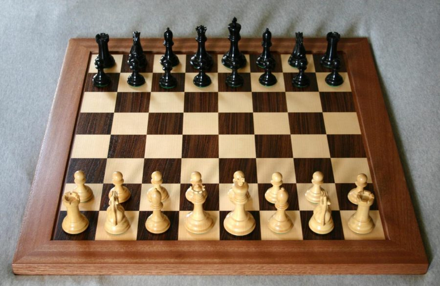 KSS Presents Their First Ever Chess Tournament
