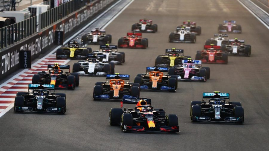 F1 tests new race weekend format