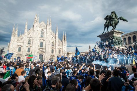 Inter win Serie-A and are crowned champions of Italy after 10 years